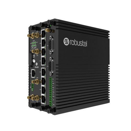 Modular Industrial IoT Edge Gateway Supports Various Communication Protocols