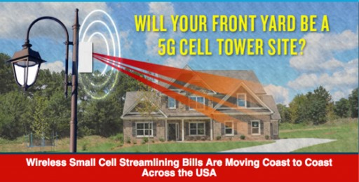 5G Opponents Launch Statewide Media Campaign
