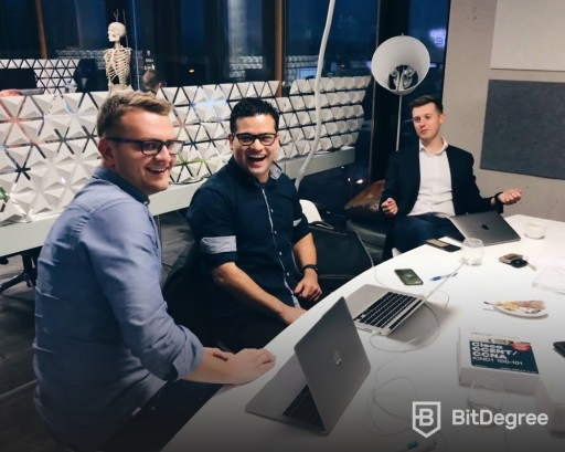 Former Coursera Senior Product Manager Joins BitDegree Blockchain Education Platform