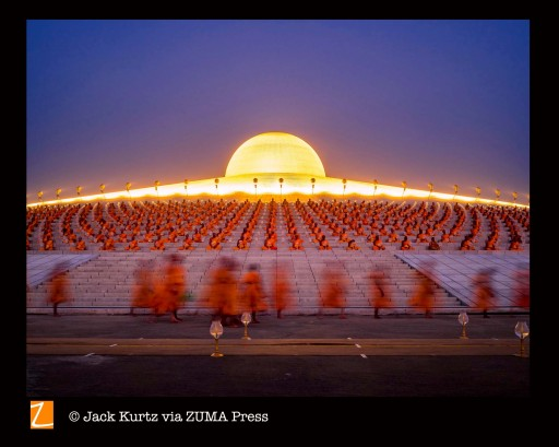 ZUMA Press Launches the Greatest Picture Show on the World Wide Web: Pictures of the Month: POM