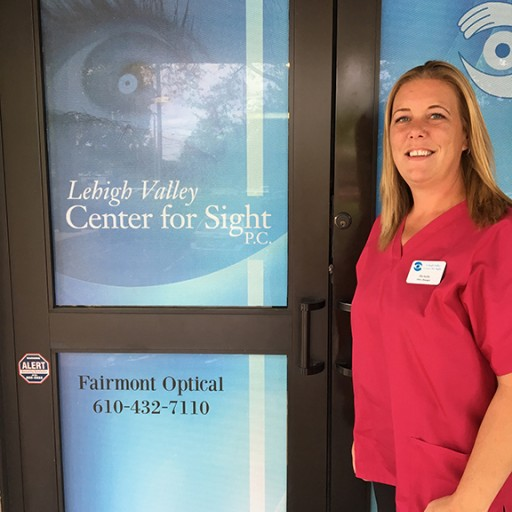 Lehigh Valley Center for Sight Announces the Hiring of New Office Manager