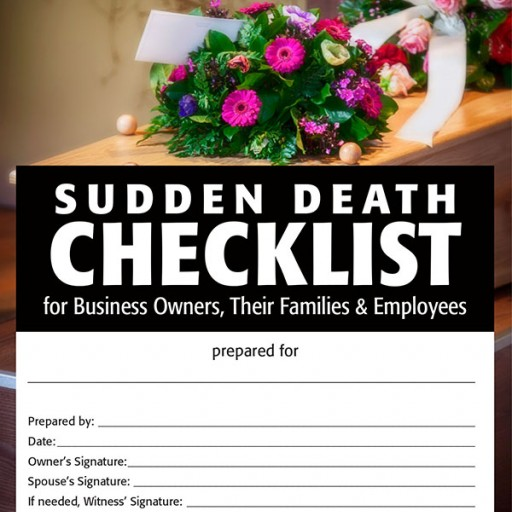 Jack Veale Releases Expanded Third Edition of the Sudden Death Checklist