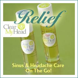 Treat A Sinus Headache Naturally