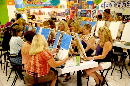 A Painting Fiesta is Now Offering Franchise Opportunities