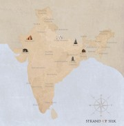 Journey Across Indian States with Strand of Silk