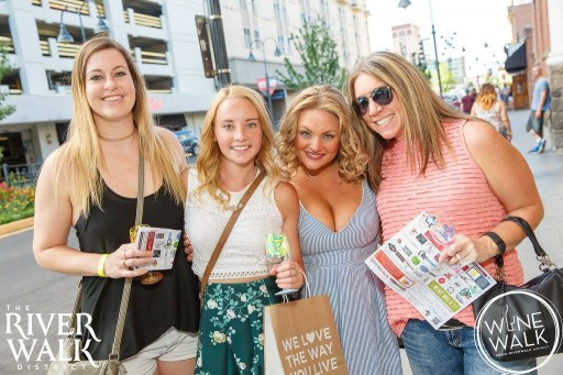 Reno Wine Walk Supports the Sierra Arts Foundation