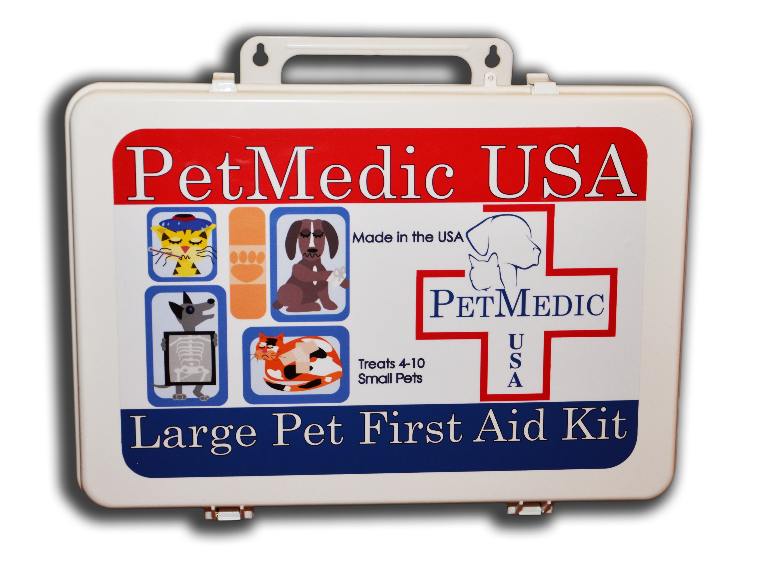 Disaster Prep Kits: What You Need to Keep Your Pets Safe ... |First Aid For Pets Files