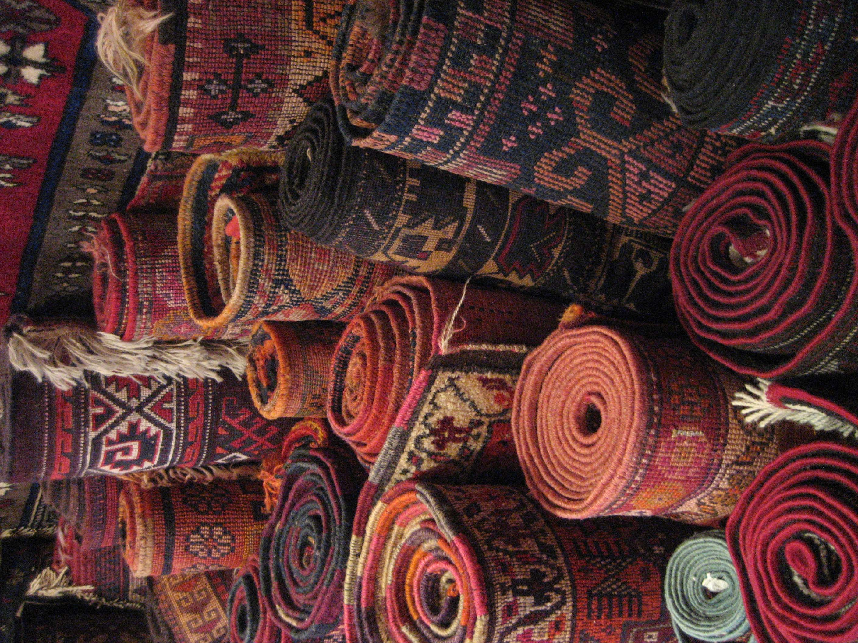 californian rug store offering unique persian and handmade rugs