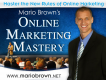 Mario Brown\'s Online Marketing Mastery