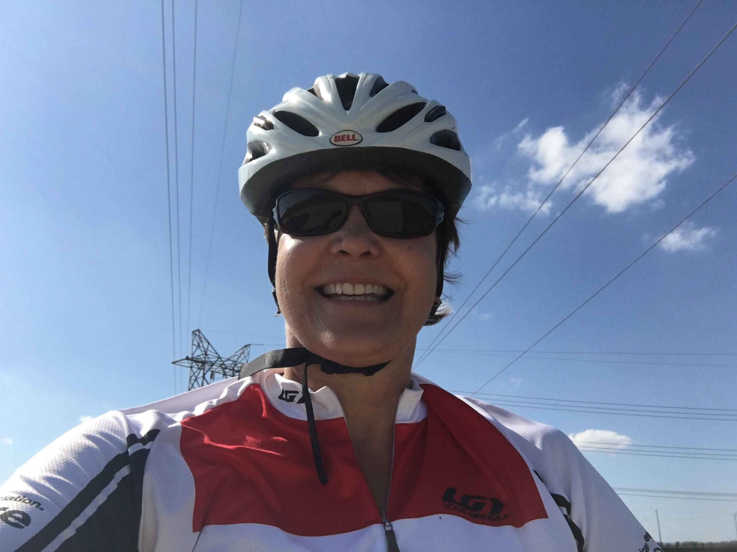 Grandma With Diabetes for 40 Years Rides Her Bicycle Across