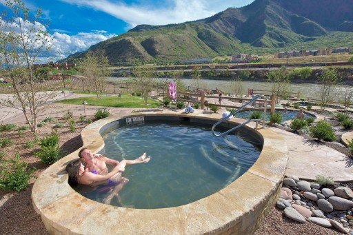 Iron Mountain Hot Springs, Glenwood Springs