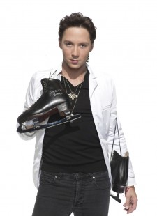 Johnny Weir Olympian figure skater