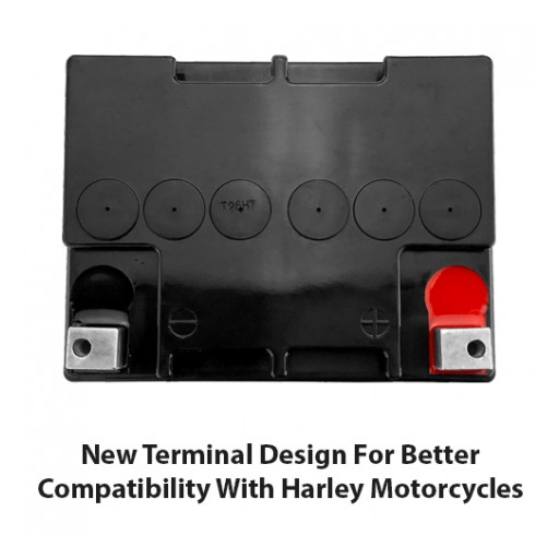 BatteryJack Inc. Introduces New Terminal Design for PowerStar Motorcycle Batteries PM30L-BS