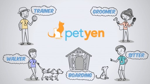"PetYen Providing VIP ""Very Important Pets"" Station for Halloween Events"