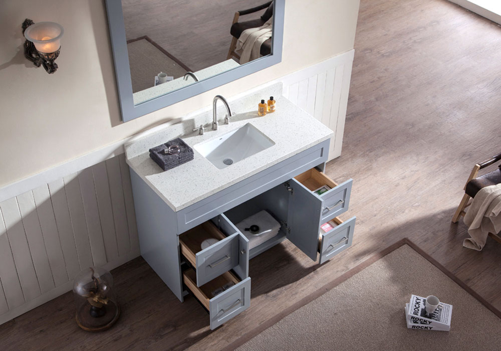 Polaris expands their range with custom line of bathroom vanities newswire Modern bathroom north hollywood