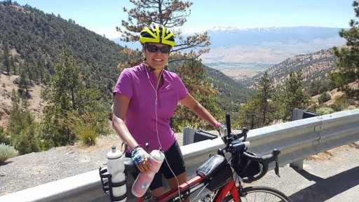 Grandma With Diabetes for 40 Years Hits 500 Miles in Epic Bicycle Ride From San Francisco to New York City