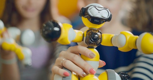Bell Robot Announces the Crowdfunding Campaign and Launch of Their Modular Interactive Robotics Learning Kit for Kids