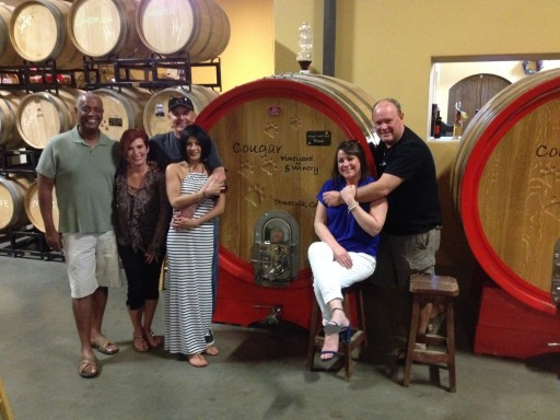 Executive VIP Suggests Visiting Wine Country for a Wine Tasting Adventure