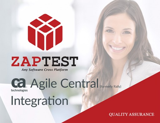ZAPTEST Announces Technology Partnership With CA Technologies