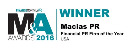 Top Healthcare and Tech PR Firm, Macias PR, Release Case Study Comparing the Cost of Advertising vs PR