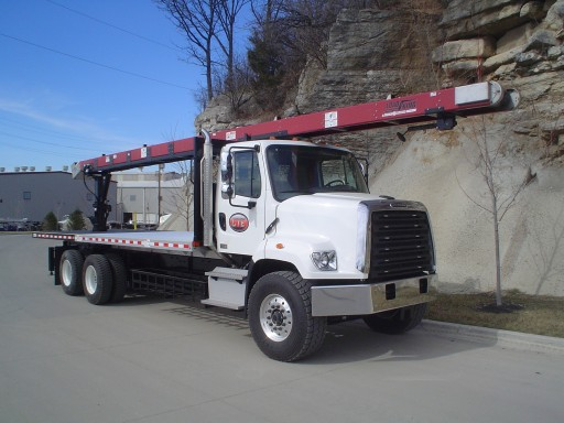 Custom Truck & Equipment Announces Supply Agreement With Richmond Conveyors