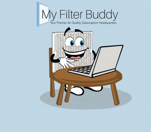 My Filter Buddy Disrupts HVAC Air Filter Industry With Smart App and New Partnership