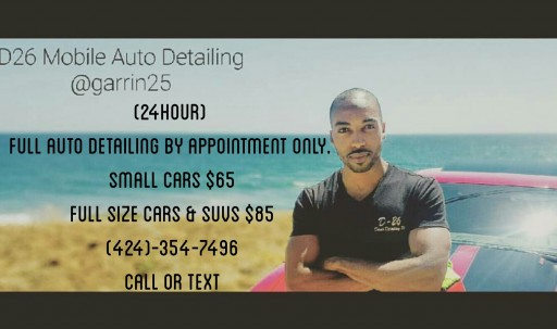 TENTEN Wilshire Downtown Lifestyle: Auto Detailing That Drives to You