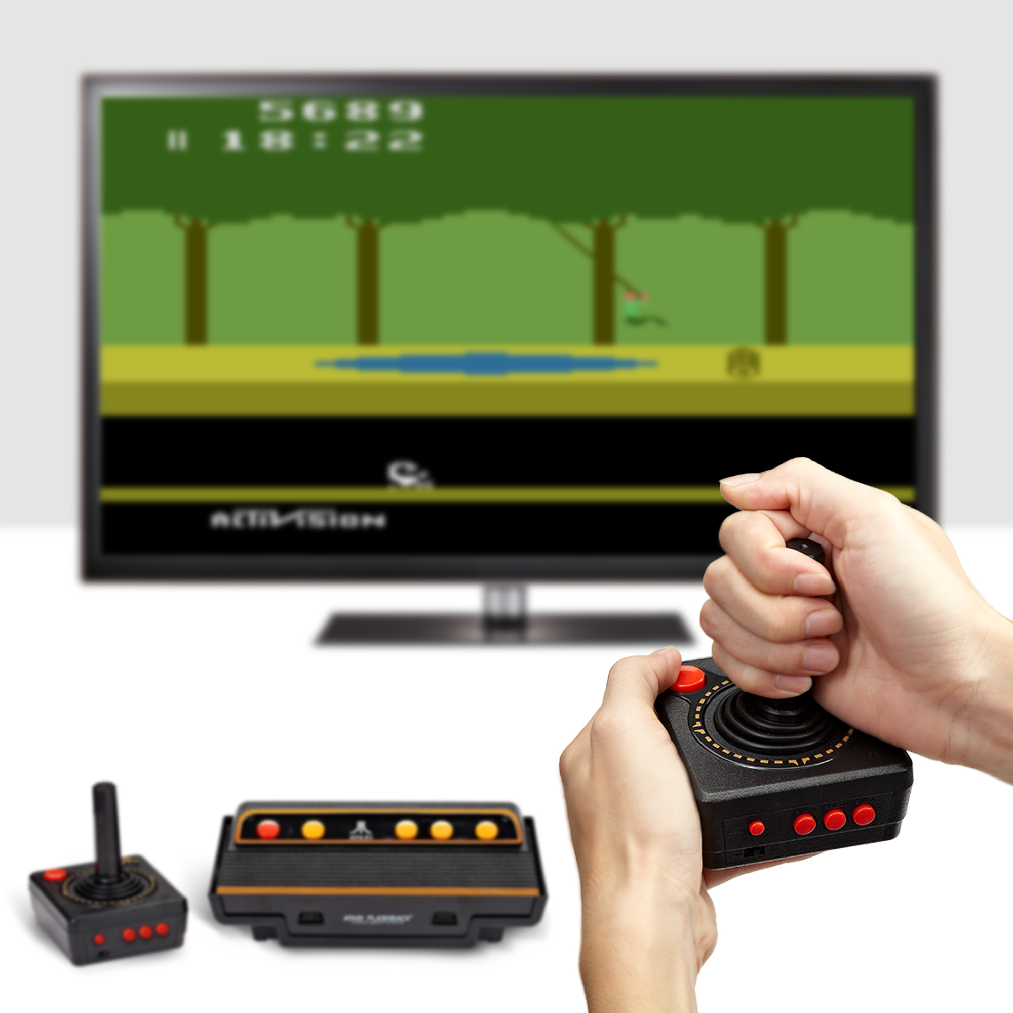 Get ready for Sega and Atari Classic consoles and handhelds
