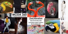 Moda 360 ethical fashion runway show to benefit the LA Zoo