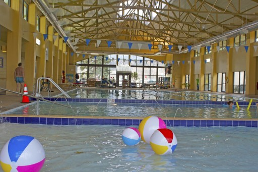 Salida Hot Springs Aquatic Center, Salida