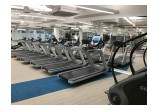 Precor Cardio with touchscreen entertainment