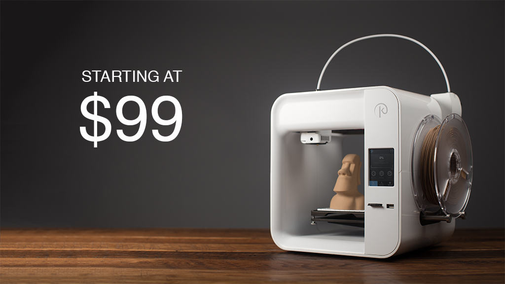 Ex apple employee designs a 3d printer 39 done right 39 and it for 3d printer layouts