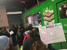 The Nosh Pit at VegBash - February 2017
