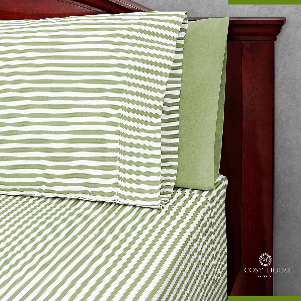Cosy House Bamboo Bed Sheets