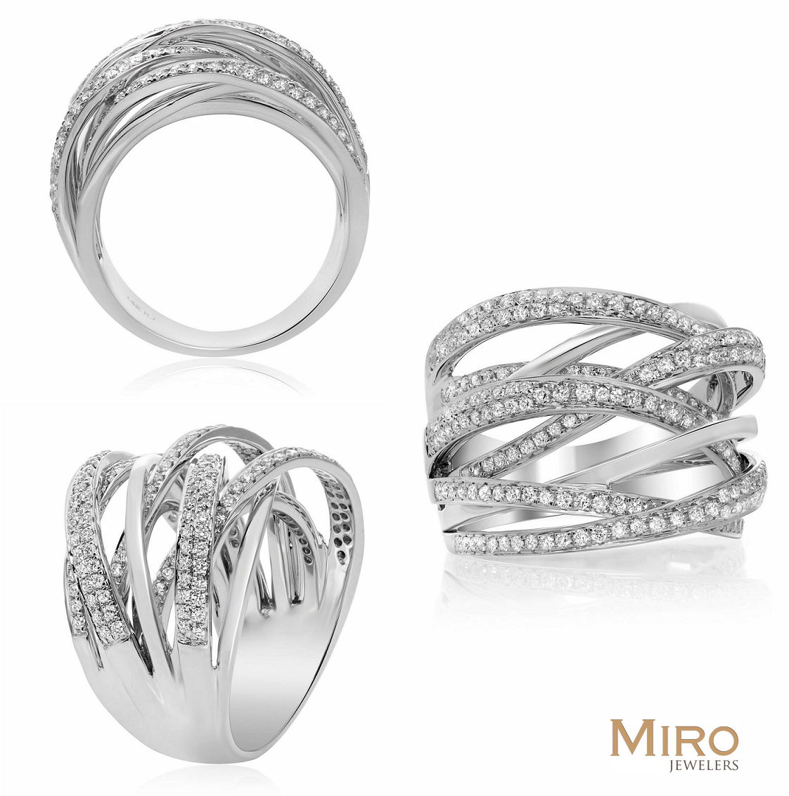 Diamond Rings For Sale Denver: Miro Jewelers, Located In Denver, Colorado, Announces