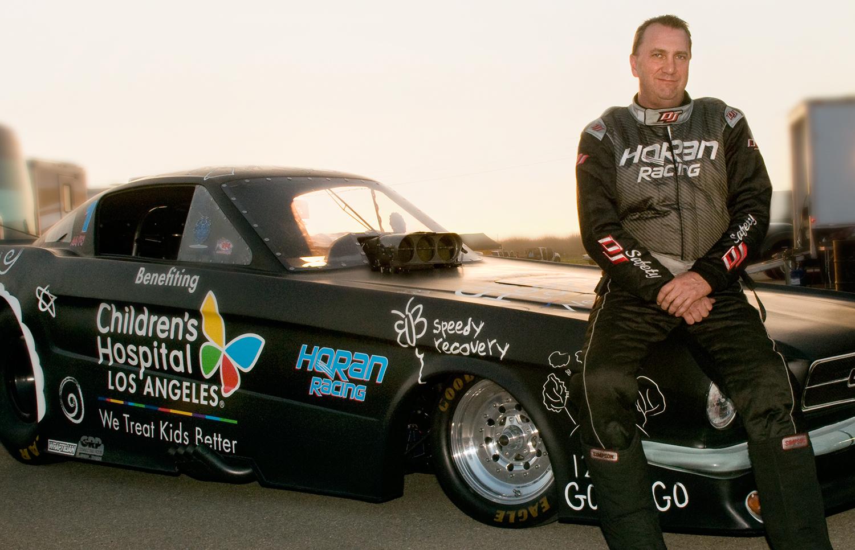 Daniel Horan, 2014 NHRA Heritage Nitro Funny Car Champion ...