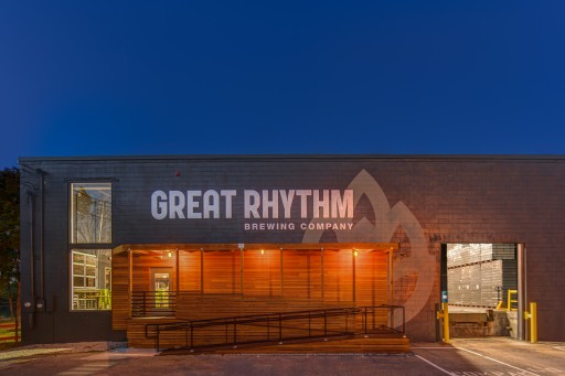 WINTER HOLBEN Architecture + Design Wins Excellence in Architecture Award  for Great Rhythm Brewing Co.