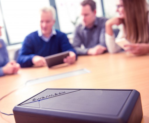 Create Interactive Meetings & Events Using the All New SwarmBox