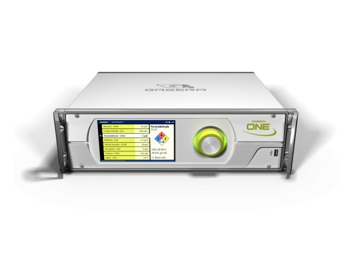 Gasera Launches Disruptive Multi-Gas Analyzer to Protect Life, Health, and Security