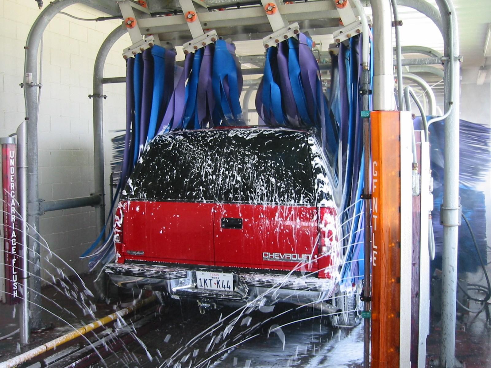 Car Wash In New Tampa Fl