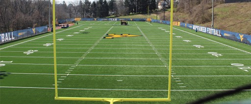 From Grass to Turf - Mountaineers Convert Practice Fields