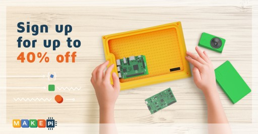 MakePad is the First DIY Tablet Based on Raspberry Pi