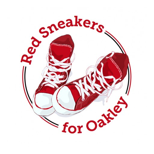 Family Creates Non Profit to Raise Food Allergy Awareness: Red Sneakers for Oakley