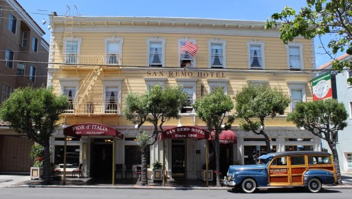 San Remo Hotel in San Francisco Reaches Its 1,000th TripAdvisor® Review and Wins a TripAdvisor Hall of Fame