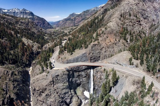 Scenic Byways Along the Colorado Historic Hot Springs Loop