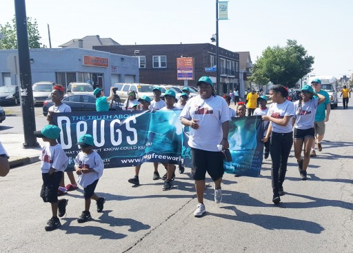 Buffalo Mayor Commends Truth About Drugs Volunteers