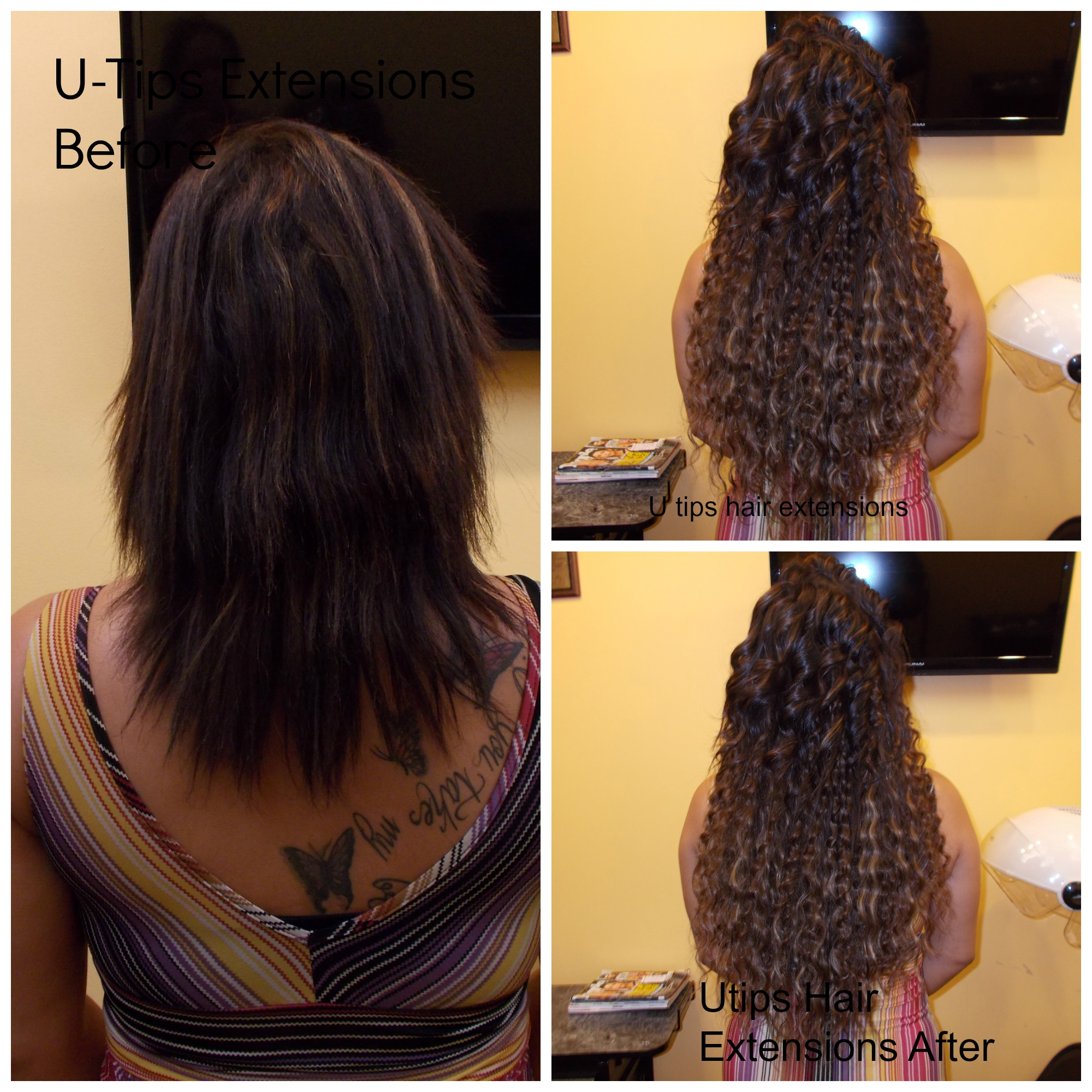 Orlando hair salon now offers utips hair extensions company additional images pmusecretfo Gallery
