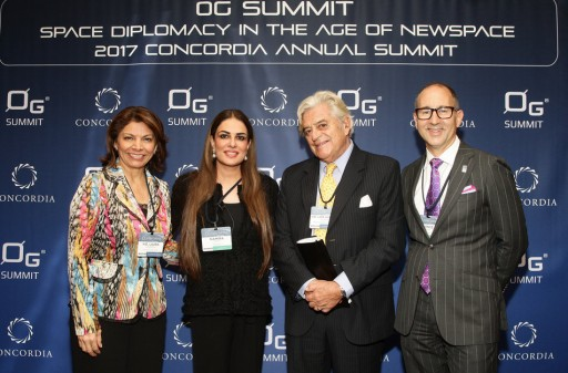 (Zero Gravity) 0G Summit Advocates the First Peace Summit in Space by 2030 in Support of UNSDGs