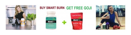 $25 Free Super Goji when you Buy Smart Burn While Supplies Last