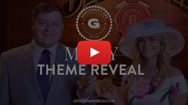 Gentleman#039;s Box amp; Jim Beam Black® Embark on Year